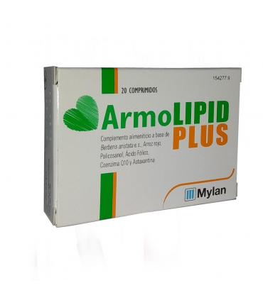 ArmoLipid Plus Comprimidos