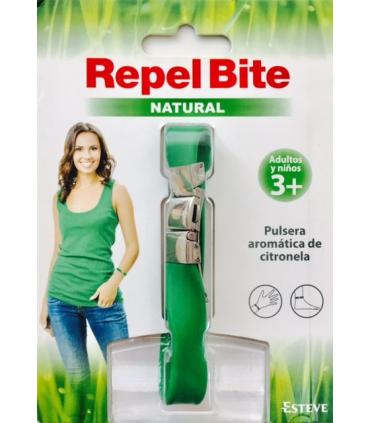 REPEL BITE NATURAL PULSERA AROMATICA CITRONELA