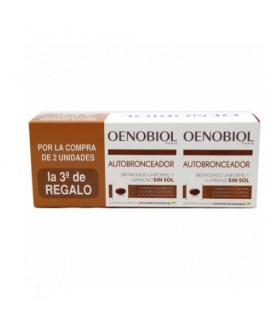 Oenobiol Autobronceador Pack 3x2