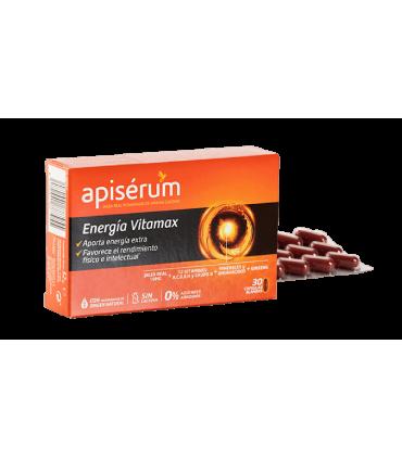 Apisérum Energía Vitamax Cápsulas