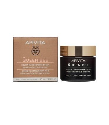 Apivita Queen Bee Crema Textura Rica