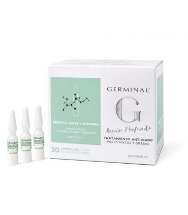 Germinal Acción Profunda Antiaging Pieles Mixtas y Grasas
