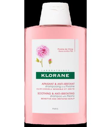Klorane Champú a la Peonía 400 ml