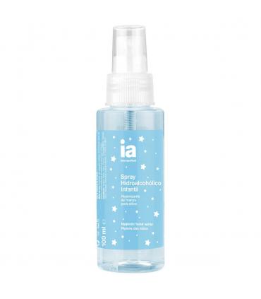 Interapothek Spray Hidroalcohólico Infantil 100 ml