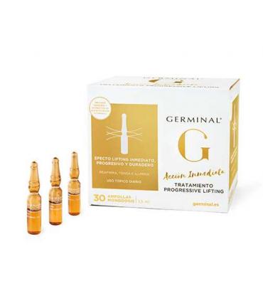 Germinal Acción Inmediata Progressive Lifting 30 Ampollas