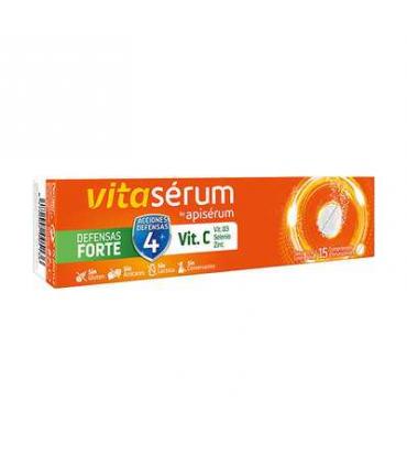 Vitasérum Defensas Forte 15 Comprimidos