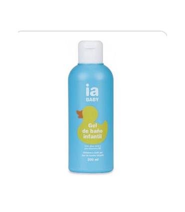 IA Baby gel de baño infantil 200 ml