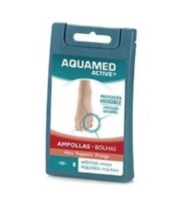 Aquamed ampollas 8 apositos pequeños