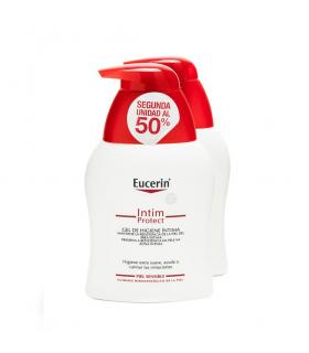 Eucerin Intim Protect Gel de Higiene Íntima Pack Duplo