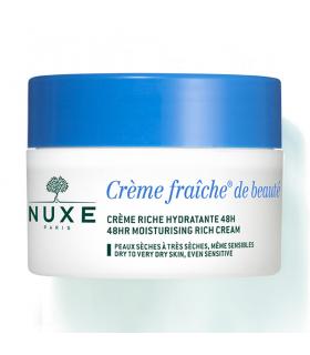 Nuxe Crème Fraîche de Beauté Crema Rica Hidratante