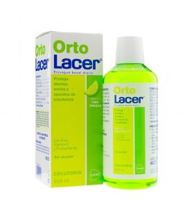 orto lacer colutorio lima fresca 500 ml