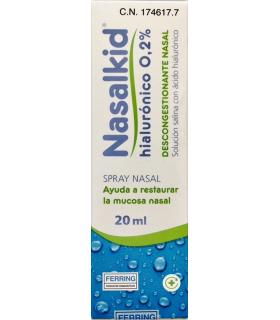 nasalkid nasal spray hyaluronic  30 ml