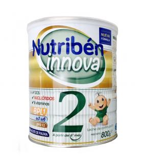 Nutribén Innova 2 Leche de Continuación