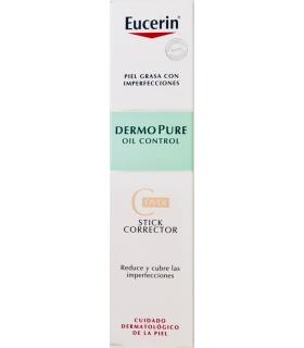 dermopure oil control stick corrector  eucerin