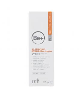 be+ gel reductor y reparador de cicatrices  20 ml