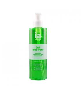 gel hidratante puro aloe vera interapothek 250 ml.