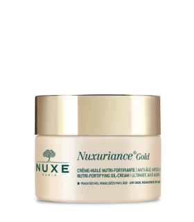 nuxe nuxuriance gold crema-aceite nutri-fortificante