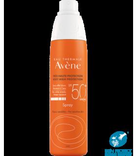 Avène Spray Solar Spf50+