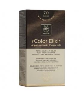 apivita tinte color elixir 7.0 rubio