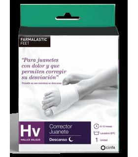 Farmalastic Feet Corrector Juanete Descanso T-P