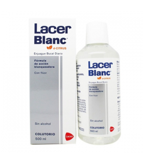 Lacer Blanc Colutorio d-CITRUS 500 ml