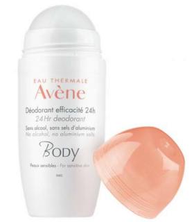 Avène Body Desodorante Eficacia 24h