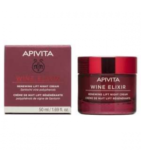 Apivita Wine Elixir Crema Noche