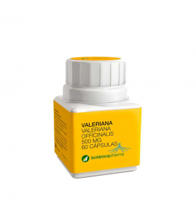 Botánicapharma Valeriana 500 mg