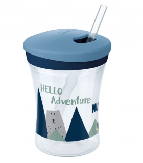 taza nuk action cup +12meses