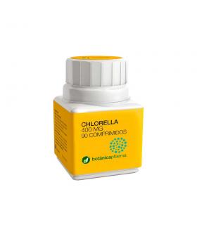 Botánicapharma Chlorella 400 mg