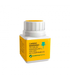 Botánicapharma Cardo Mariano 400 mg