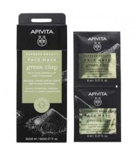 Apivita Express Beauty Arcilla Verde Mascarilla