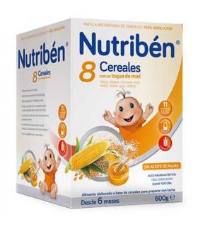 Nutribén 8 Cereales con un Toque de Miel
