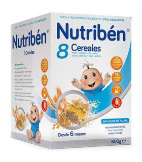 Nutribén 8 Cereales
