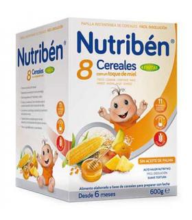 Nutribén 8 Cereales con un Toque de Miel 4 Frutas