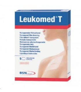 Leukomed T Plus aposito esteril adh 8 x 10