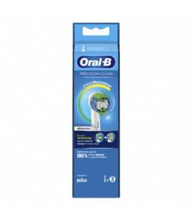 Oral-B Precision Clean Recambio Cabezal (3 cabezales)