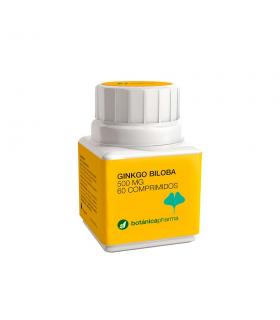 BotánicaPharma Ginkgo Biloba 500 mg