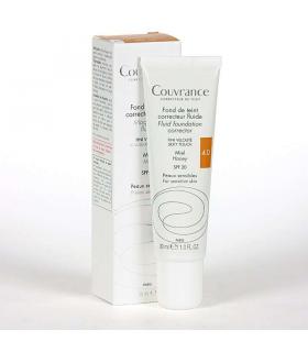 Avène Couvrance 4.0 Miel Maquillaje Fluido