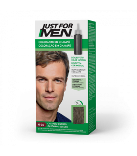 Just for Men H-35 Castaño Oscuro