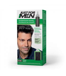 Just for Men H-55 Negro