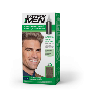 Just for Men H-25 Castaño Claro