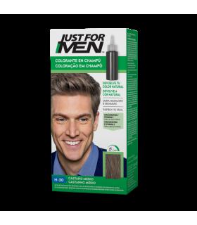 Just for Men H-30 Castaño Medio