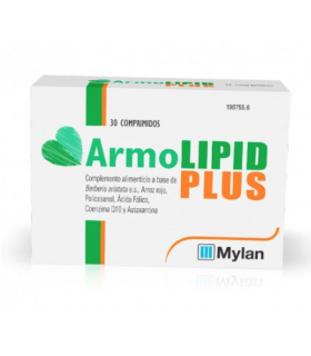 ArmoLipid Plus 30 Comprimidos