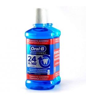 Oral-B Pro-Expert Protección Profesional Enjuague Bucal Duplo