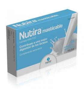 Nutira Masticable Lactasa 4500 FCC