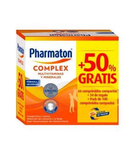 Pharmaton Complex Pack 60 + 30 Cápsulas