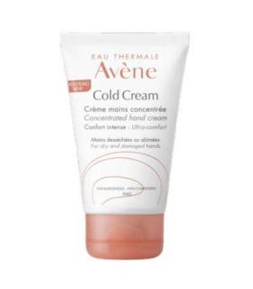Avène Cold Cream Crema de Manos Concentrada