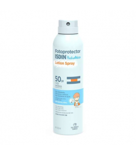 Fotoprotector Isdin Pediatrics Loción Spray Spf50