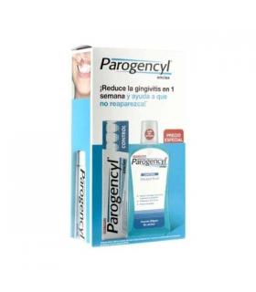 Parogencyl Encías Control Pack Enjuague Bucal